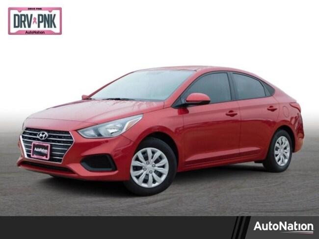 2019 Hyundai Accent SE 4dr Car