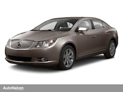 2012 Buick Lacrosse Leather 4dr Car