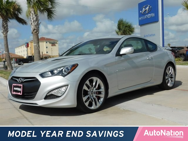 2016 Hyundai Genesis Coupe 3.8L Ultimate 2dr Car