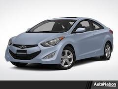 2013 Hyundai Elantra Coupe GS 2dr Car