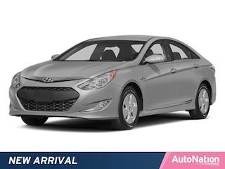 2013 Hyundai Sonata Hybrid Limited 4dr Car