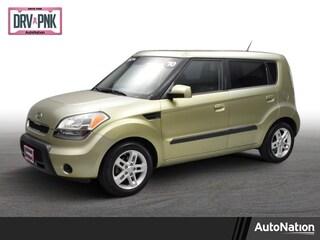 2010 Kia Soul + 4dr Car