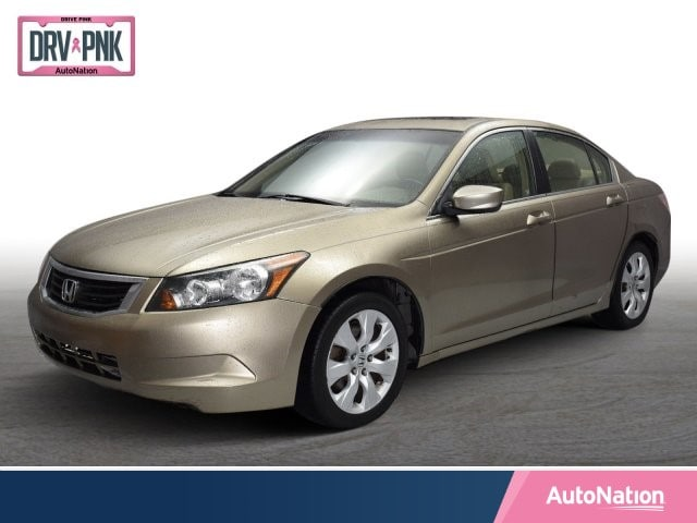 2008 Honda Accord Sedan EX-L 4dr Car
