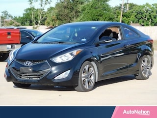 2014 Hyundai Elantra Coupe 2dr Car