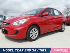 2017 Hyundai Accent SE 4dr Car