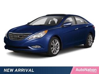 2011 Hyundai Sonata Ltd Pzev 4dr Car