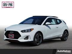 2019 Hyundai Veloster Turbo 3dr Car