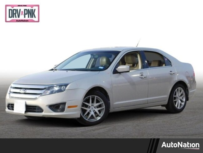 2010 Ford Fusion SEL 4dr Car