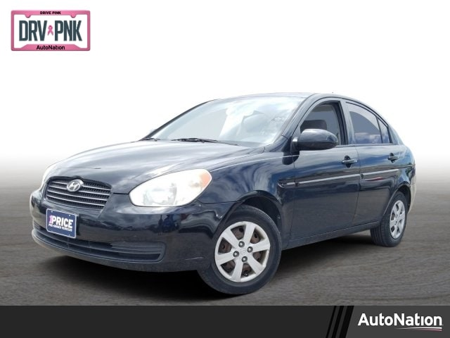 2009 Hyundai Accent Auto GLS 4dr Car