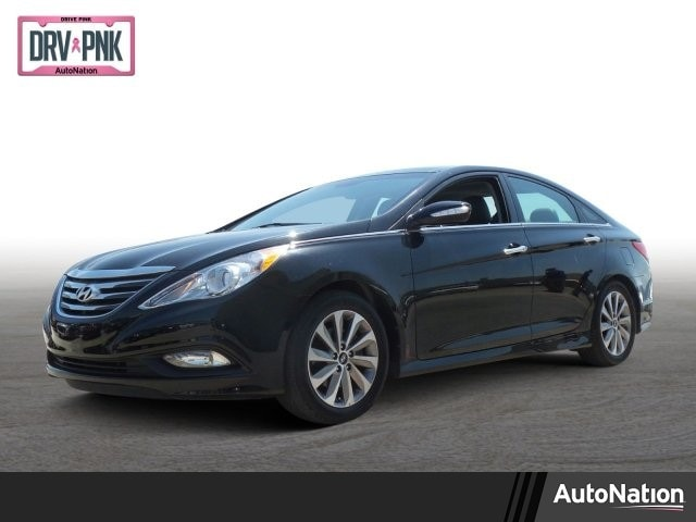 2014 Hyundai Sonata Limited 4dr Car