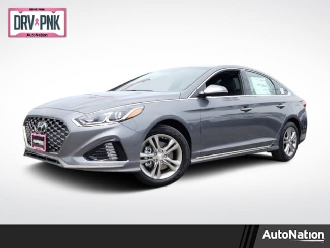 2019 Hyundai Sonata Sport 4dr Car