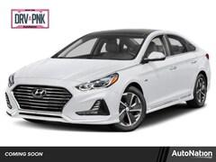 2019 Hyundai Sonata Hybrid Limited 4dr Car