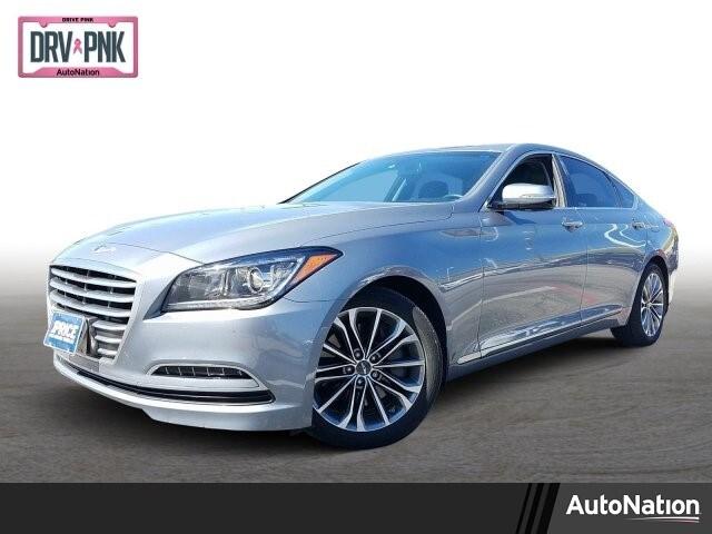 2015 Hyundai Genesis 3.8L 4dr Car