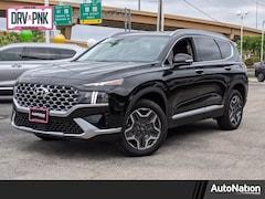 2021 Hyundai Santa Fe Hybrid Limited Sport Utility