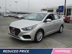 2018 Hyundai Accent SEL 4dr Car