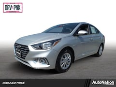 2019 Hyundai Accent SEL 4dr Car