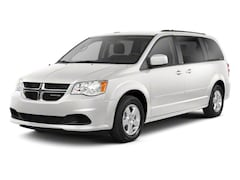 2012 Dodge Grand Caravan SXT Mini-van Passenger