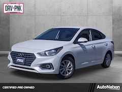 2019 Hyundai Accent SEL 4dr Car
