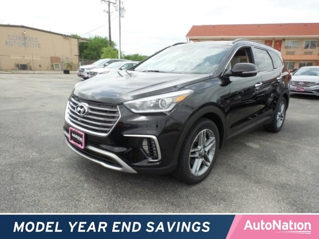 2017 Hyundai Santa Fe SE Ultimate Sport Utility