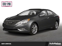 2012 Hyundai Sonata 2.4L Limited 4dr Car