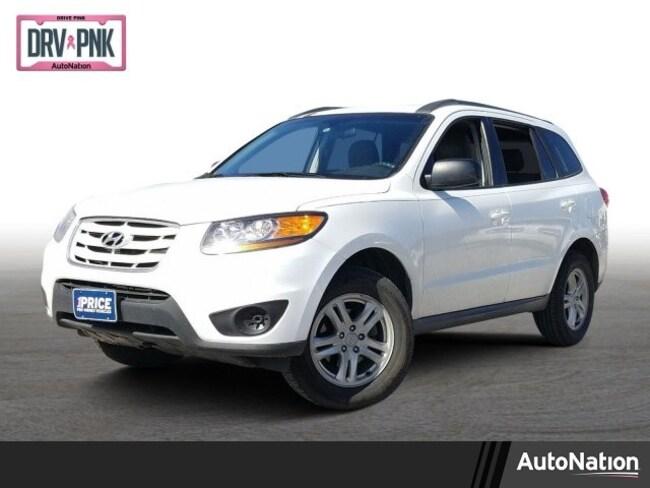 2010 Hyundai Santa Fe GLS Sport Utility