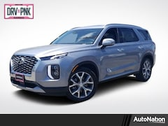2020 Hyundai Palisade SEL Sport Utility
