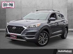 2021 Hyundai Tucson SEL Sport Utility