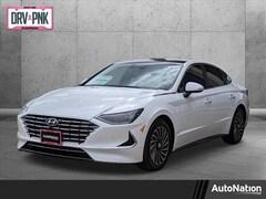 2021 Hyundai Sonata Hybrid Limited 4dr Car