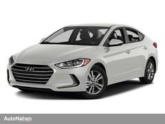 2018 Hyundai Elantra SE 4dr Car