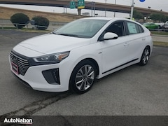 2018 Hyundai Ioniq Hybrid Limited 4dr Car