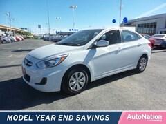 2017 Hyundai Accent SE 4dr Car
