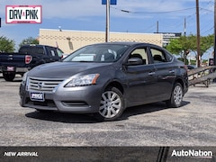 Used Nissan Sentra North Richland Hills Tx