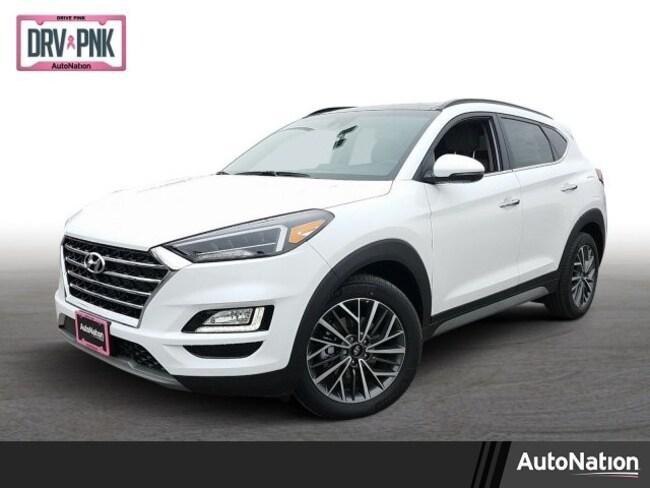 2019 Hyundai Tucson Ultimate Sport Utility
