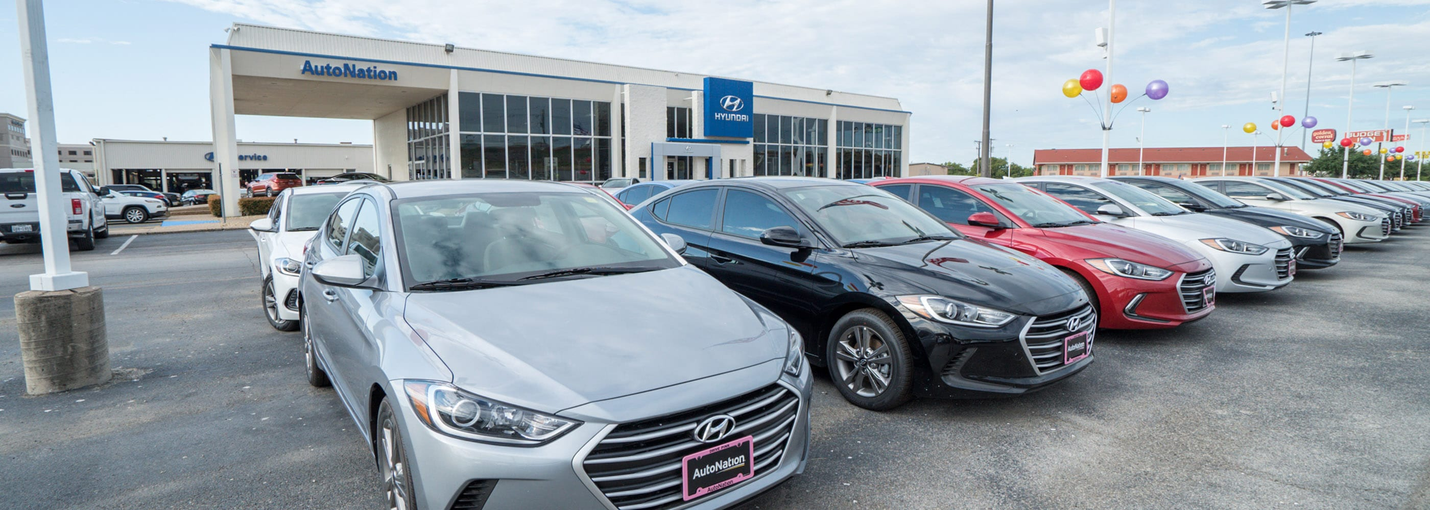 Fort Worth Hyundai Dealerships >> Hyundai Dealer Near Fort Worth Tx Autonation Hyundai North