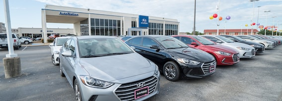 Autonation North Richland Hills >> Hyundai Dealer Near Fort Worth Tx Autonation Hyundai