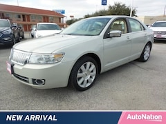 2008 Lincoln MKZ 4dr Car