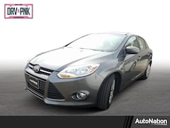 2012 Ford Focus SE 4dr Car