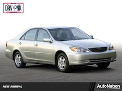 2002 Toyota Camry XLE 4dr Car
