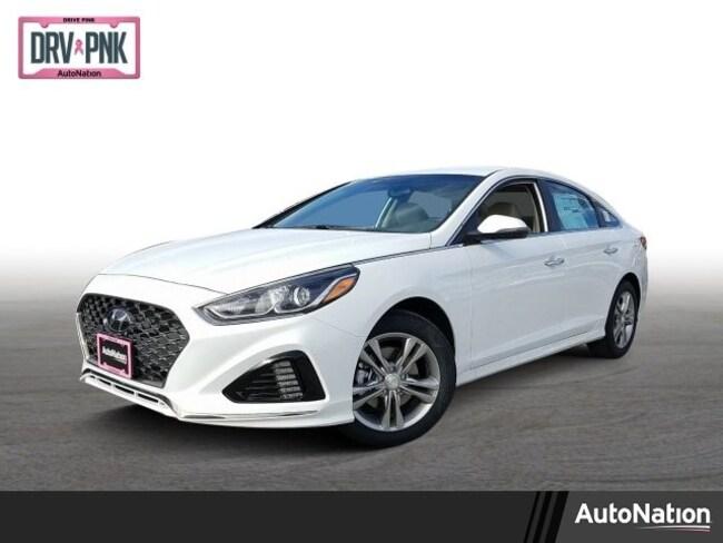 2019 Hyundai Sonata SEL 4dr Car