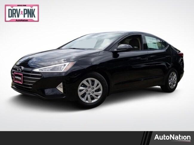 2020 Hyundai Elantra SE 4dr Car