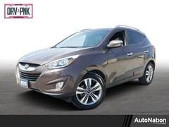 2014 Hyundai Tucson Limited Sport Utility