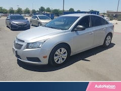2013 Chevrolet Cruze LS 4dr Car