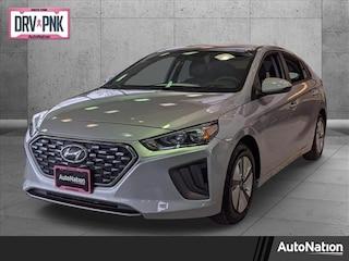2021 Hyundai Ioniq Hybrid Blue 4dr Car