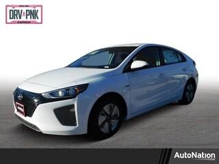 2019 Hyundai Ioniq Hybrid Blue 4dr Car