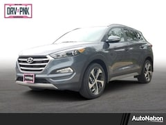 2018 Hyundai Tucson Sport Sport Utility