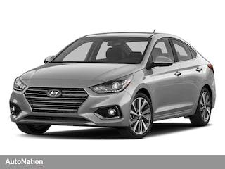 2018 Hyundai Accent SEL 4dr Car