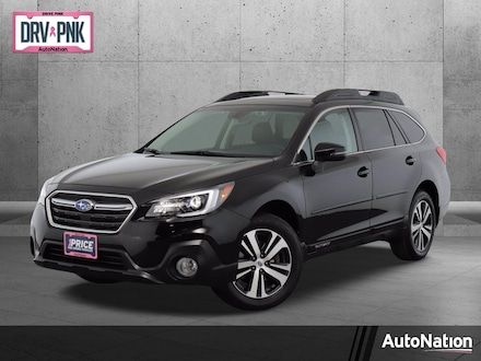 2018 Subaru Outback Limited Sport Utility