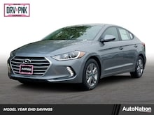 2018 Hyundai Elantra Value Edition 4dr Car
