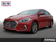 2018 Hyundai Elantra Value Edition 4dr Car
