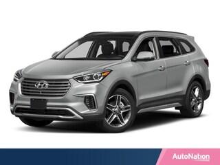 2018 Hyundai Santa Fe Limited Ultimate Sport Utility